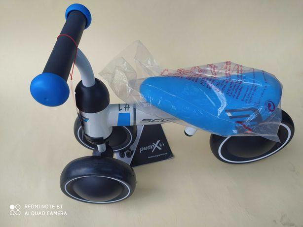 Jeźddzik rower biegowy scool pedex 1 -40