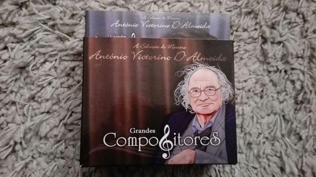 Grandes Compositores - Seleção de Música de António Vitorino D`Almeida