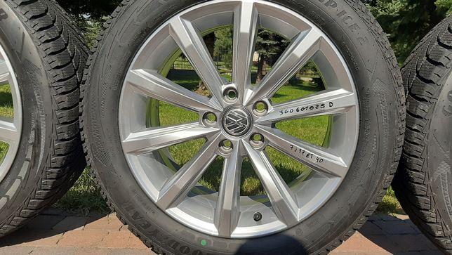 VW PASSAT 17 cali model B8