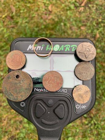 Металлоискатель Nokta Mini Hoard, металошукач, металлодетектор