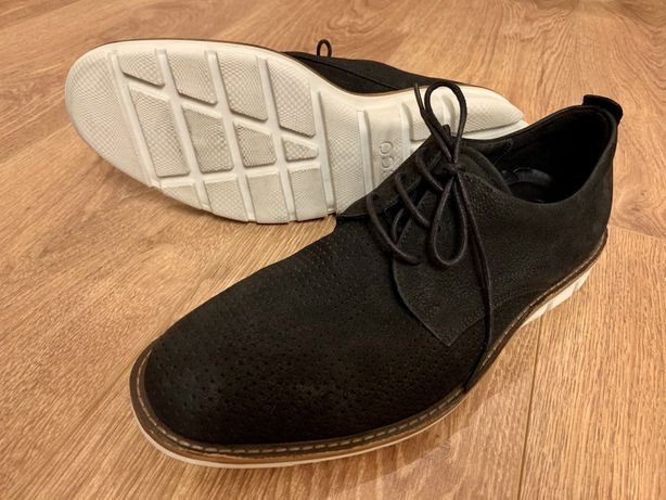 Мужские туфли Ecco ecco экко туфли нубук оригинал 100% размер 41