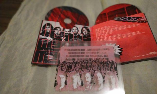 Luxtorpeda Mywaswynas płyta CD