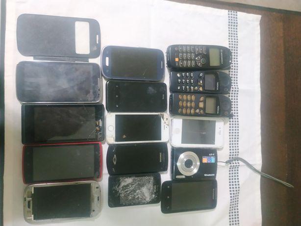 Мобільні на запчастини
