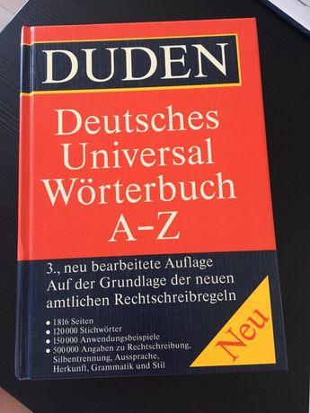 Słownik języka niemieckiego DUDEN