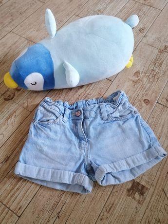 Шорты джинсовые, Next, 7 лет, 122 рост
