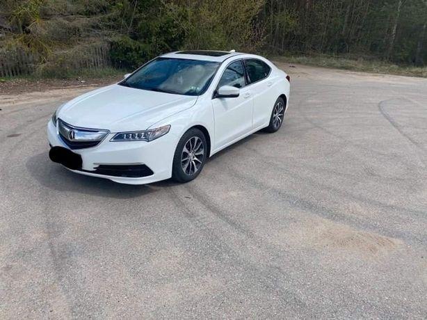 Acura TLX 2015 Honda accord