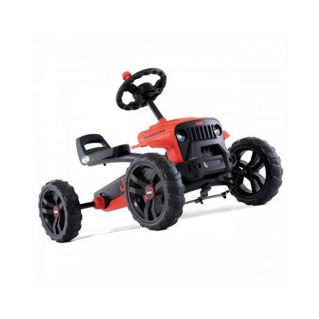 Auto Samochód GOKART NA PEDAŁY RUBICON zabawki edukacyjne jeździk
