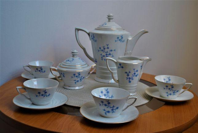 Porcelana Hutschenreuther GERMANY serwis śniadaniowy serwis kawowy