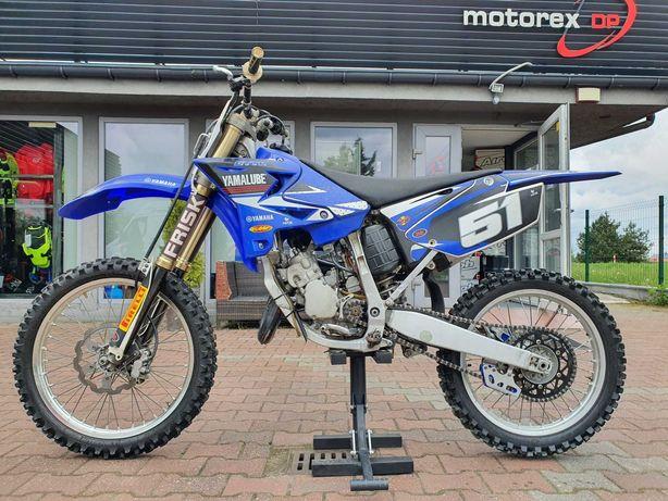 Yamaha YZ125 YZ 125 Motorex DP Gniezno