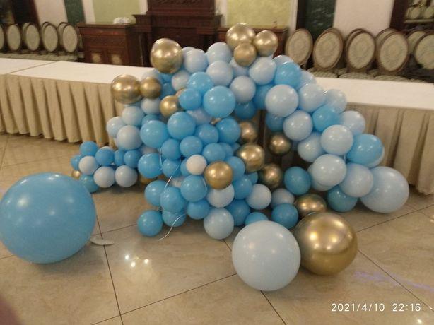 Продам шари з фотозони