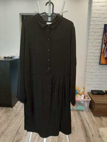 Sukienka szmizjerka 44