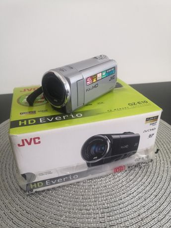 Kamera JVC Everio GZ-E10 (Full HD)