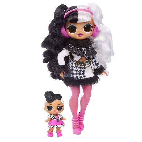 LOL O.M.G. Winter Disco Dollie - лялька Доллі. Оригінал USA