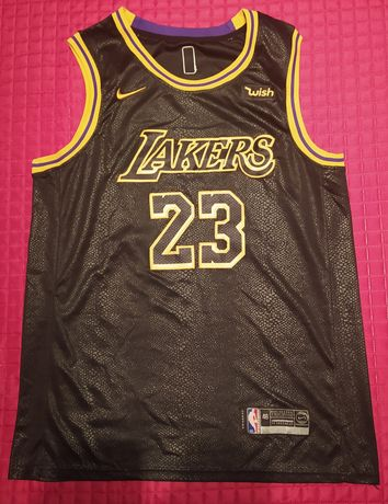 Camisola LeBron James - Black Mamba Edition