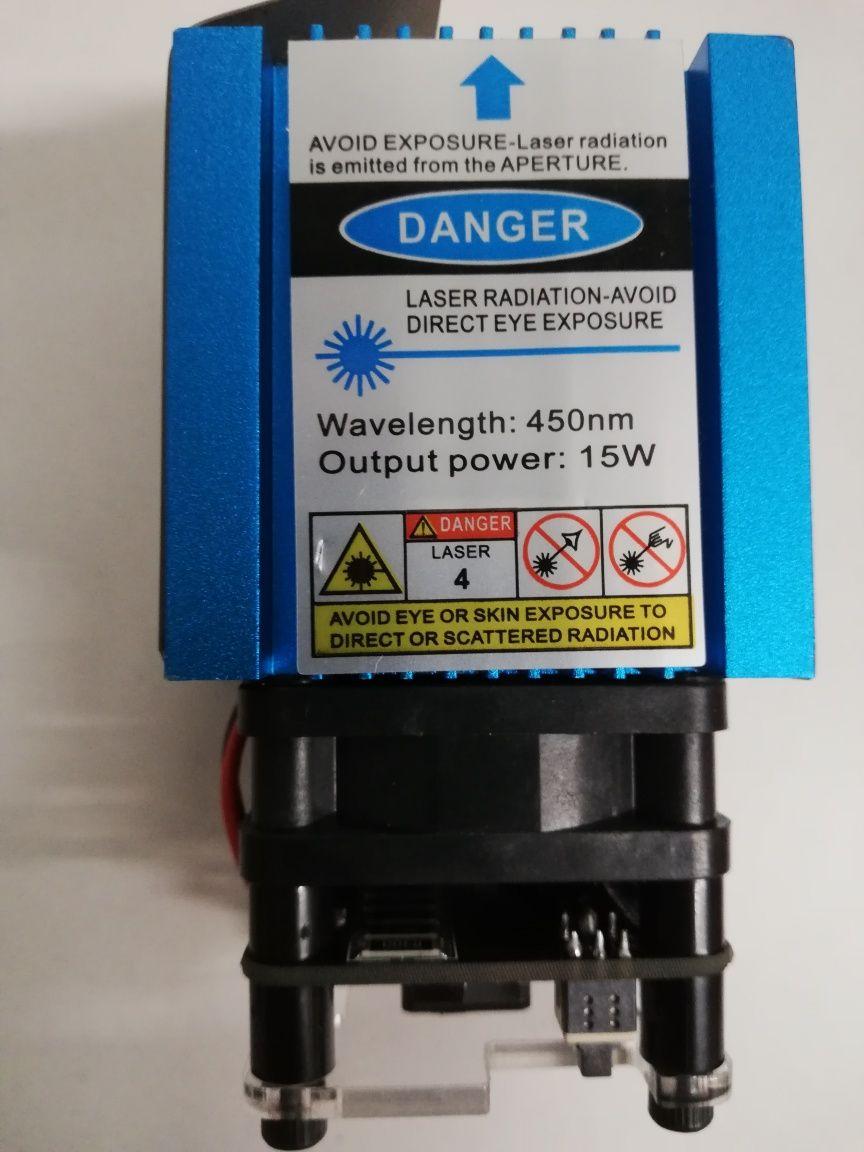 Laser 15W CNC gravadora