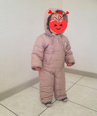 Дитячий комбінезон
