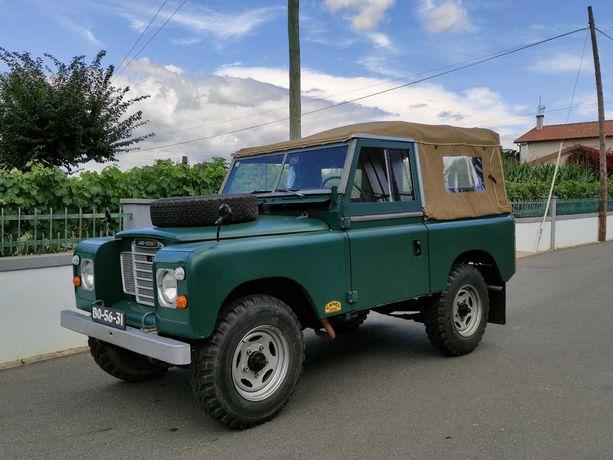 Land Rover Série 3 de 1974