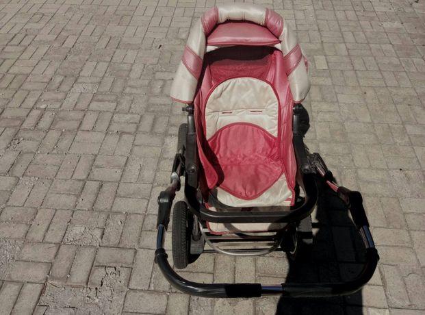 коляска детская трансформер ADAMEX NANO