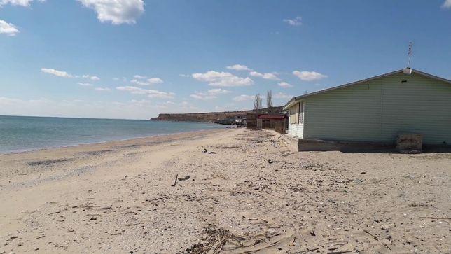 Продам участок под застройку на берегу моря