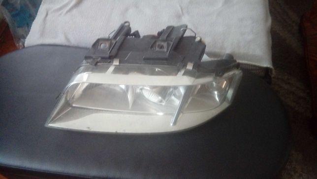 Sprzedam lampe przednia lewa audi a6 c5