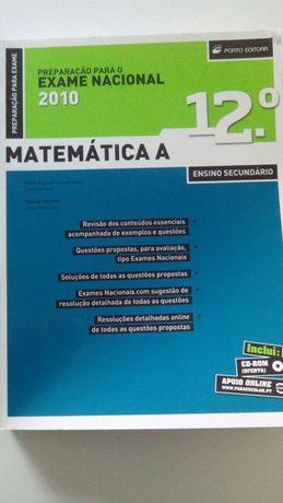 Matematica A 12ºano