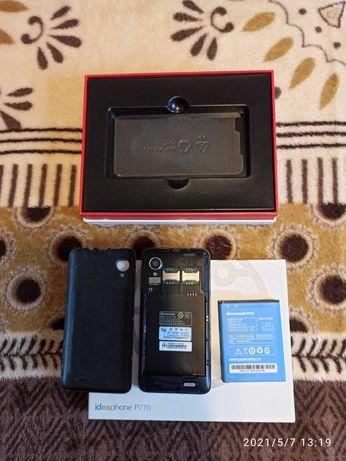 Lenovo P770, Nokia E72.