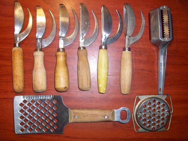 нож для чистки рыбы коллекция сделано в ссср