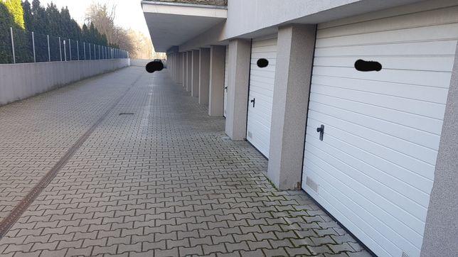Wynajmę garaż Bogdanowo 11F