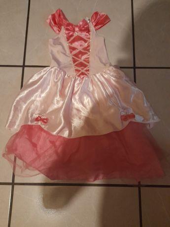 Paka ubrań dla dziewczynki 122-128