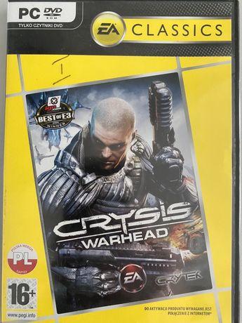 Gra PC DVD-ROM , Crysis Warhead .