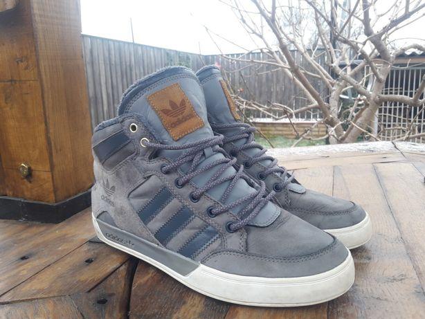 Кроссовки Adidas ботинки зима как Merrill Nike утепленные
