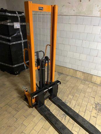 Sztaplarka wózek masztowy paletowy w bdb stanie 2000kg / 2500mm