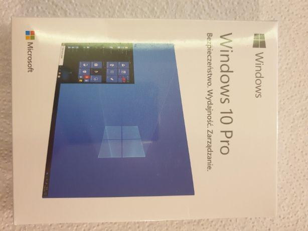 Microsoft Windows 10 PRO PL box 32/64bit