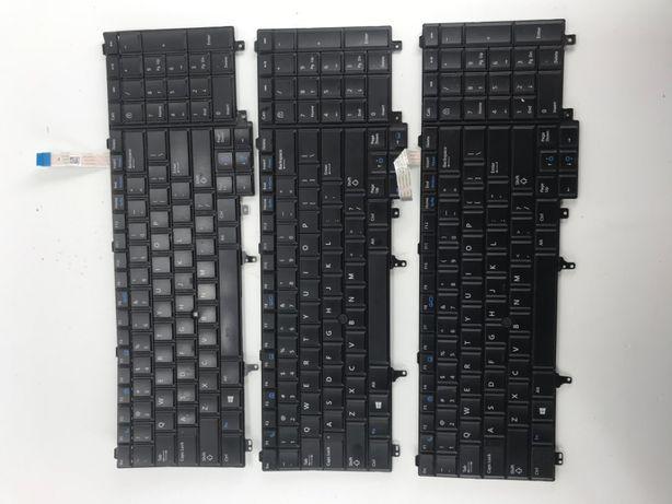 Клавіатура Dell E5520 E5530 E6520 E6530 E6540 M4600 M4700 M4800 M660