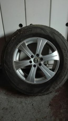 Колеса от Nissan Pathfinder 255/65 R17 (6*114.3)
