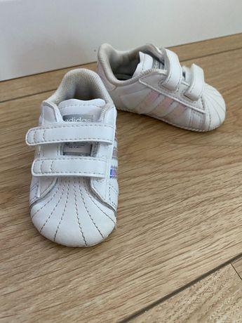 Ténis Bebé Adidas Superstar