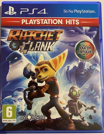 Jogo PS4 Ratchet & clank