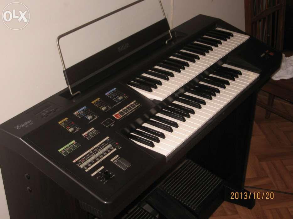 Órgão eletrónico IMAHA Gondar - imagem 1