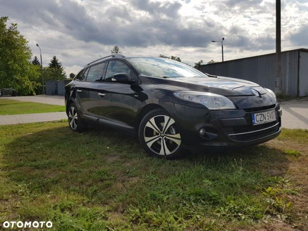 Renault Megane Renault Megane iii 1.9 dci BOSE