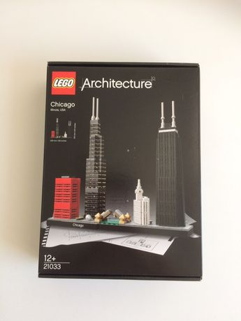 Лего Оригинал Чикаго. Lego Architecture Chicago