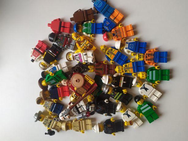 Lego minifigurki, figurki , ludziki, castle, star wars, minifigures