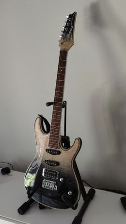 Ibanez SA 360 NQM gitara elektryczna
