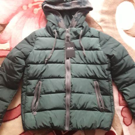 Зимняя куртка 50р