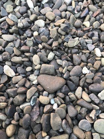 Галька, камень садовый, ландшафтный дизайн, камушки