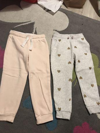 Spodnie dresy 98-104 hm lupilu