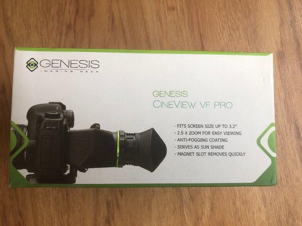Genesis Gear CineView LCD VF PRO 3-3.2 - wizjer do aparatów DSLR