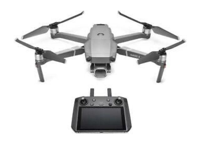 Аерозйомка фото та відео на квадрокоптер DJI Mavic 2 Pro
