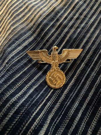 Pin nazi aguia imperial nsdap pins alemanha wwii