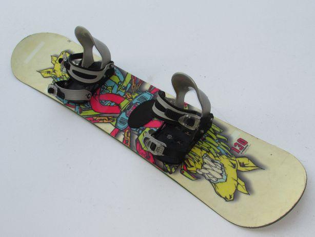 Deska snowboardowa FIREFLAY 130 CM