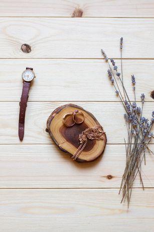 Фотофон деревянный лак / обожженное дерево